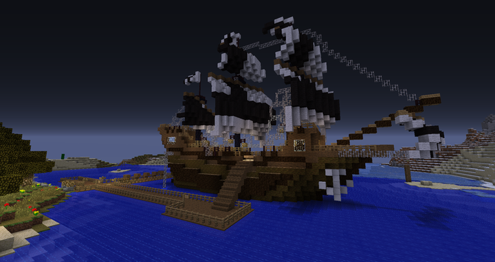 The Accord Ship - built by fmxstick