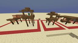 WIP Murloc Camp Assets Minecraft Map & Project
