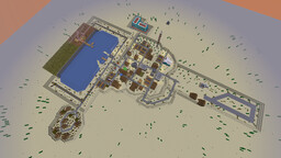 GTA 5 Sandy Shores [NEW UPDATE] Minecraft Map & Project