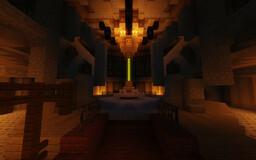 TARDIS - Coral Desktop Minecraft Map & Project