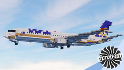 Boeing 737 MAX 9 | DOWNLOAD Minecraft Map & Project