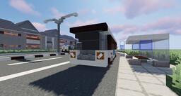 International City Minecraft Map & Project