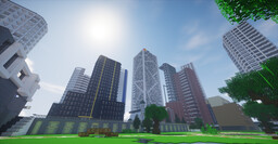 Nystad City - Realistic Minecraft City project [1.2] Minecraft Map & Project
