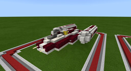 BTL-B Y-wing Minecraft Map & Project
