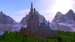 Disney -The Sleeping Beauty(Kingdom Maleficent Film) Minecraft Map & Project