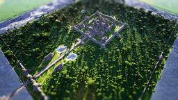 Angkor Wat Minecraft Map & Project