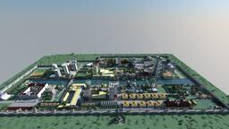 Stockington D.C.   Havenish Capital City Minecraft Map & Project