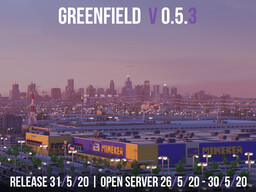 Greenfield - The Largest City In Minecraft - V0.5.3 COMING SOON Minecraft Map & Project