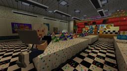 "All secrets in map ""Freddy Fazbear's Pizzeria |FNaF|"" (The old one) Minecraft Blog"