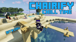Chairify : simple seatable spot creation ! Minecraft Data Pack
