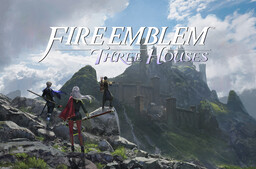 Garreg Mach Monastery (Fire Emblem: Three Houses) Minecraft Map & Project