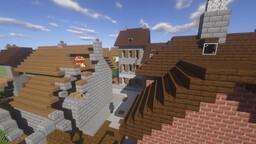 Carentan, France (Call of Duty 2 MP Map) Ver. 1.15.2 (Original) Minecraft Map & Project