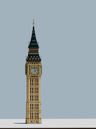 Big Ben Minecraft Map & Project