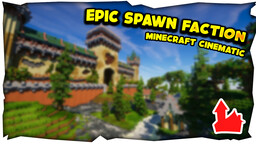 Spawn FACTION - Epic Minecraft Map & Project