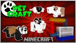 PetCraft Mod 1.12.2 (1.0.2) Minecraft Mod