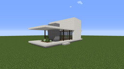 [Download] Minimal Modern House Minecraft Map & Project