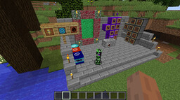 K3vax's Strange Items Mod Minecraft Mod