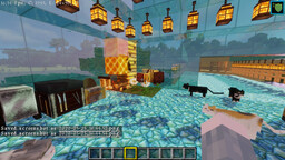 ocean house Minecraft Map & Project