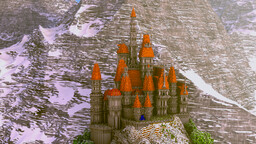 Disney - beauty and The Beast -Map Minecraft Map & Project
