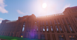 Engine Building Minecraft Map & Project