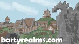 BartyRealms Minecraft Server