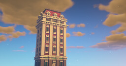 Small Skyscraper [+Download] Minecraft Map & Project