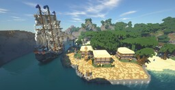 Pantheos Region V.2 - Custom Pixelmon Map (Server 7.3.1) Minecraft Map & Project