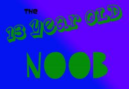 The story of 'The 13 Year Old NOOB' Minecraft Blog