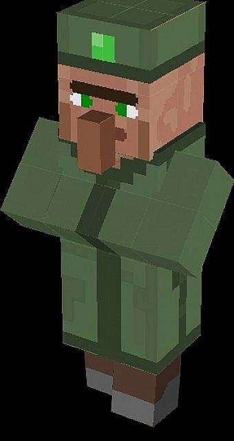 Zombie Curing Villager Making Minecraft Blog
