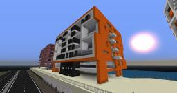 Seviat-City - Projekt 2 Minecraft Map & Project