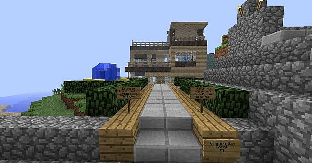 My Cozy Wooden House Minecraft Project - Cozy wooden house