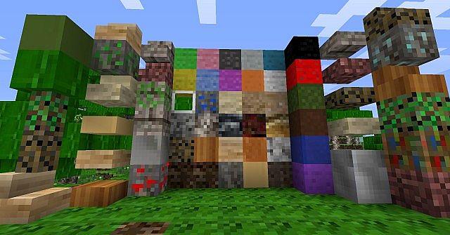 8x8 Realism V1 2 Alpha Minecraft Texture Pack