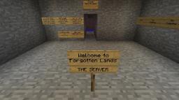 The Forgotten Lands Minecraft Server