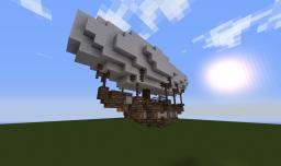 Armed Yacht (Lastar, Military Scout) Minecraft Map & Project