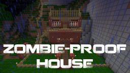 Zombie-Proof House Minecraft