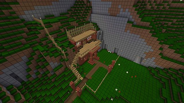 Zombie Proof House Minecraft Project