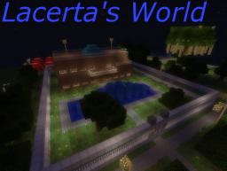Lacerta's World (REVIVING THIS PROJECT BY 2016) Minecraft Map & Project