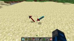 Bloody Tools and Armor mod Minecraft Mod