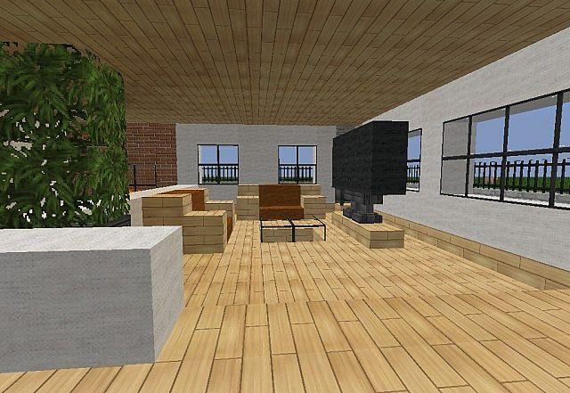 Modern Living Room Minecraft simple living room ideas minecraft homegrownherbal com e inside