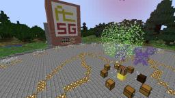AdventureCraft Hunger Games World [Server world] Minecraft Map & Project
