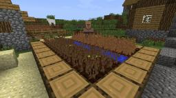 A Very Random look For Minecraft    	Contains Dead crops