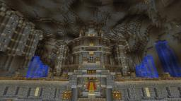 Sovereign's Hold - Underground City - PMC Contest *UPDATE* Minecraft Map & Project