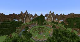 Server Spawn. Minecraft Map & Project