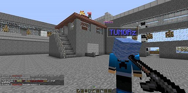 Gun-Game | Minecraft Servers