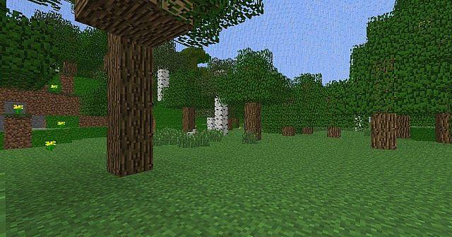 Clover Field Survival Games Map Minecraft Map