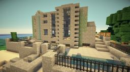 Modern House: 1 Minecraft Map & Project