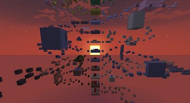 Minecraft parkour map download 1 4 6 minecraft project