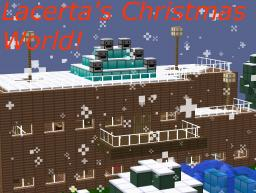Lacerta's Christmas World! Minecraft Map & Project