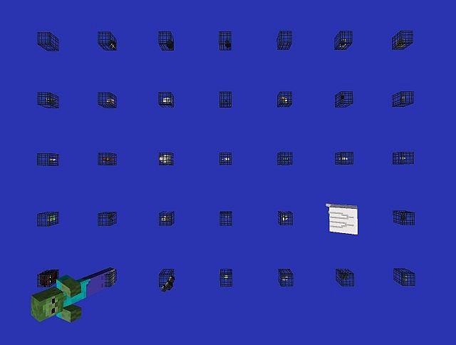 Minecraft all spawners mod