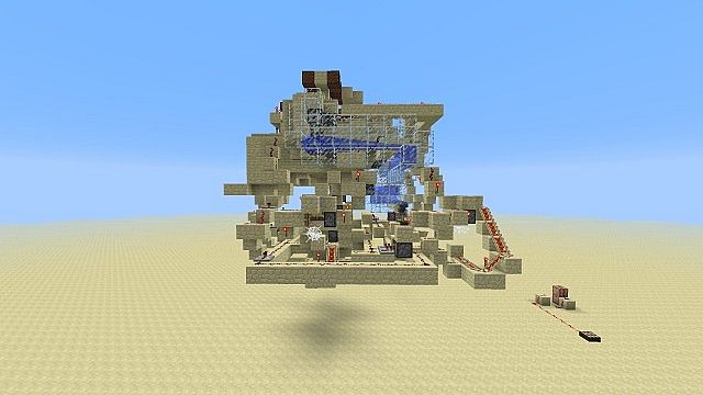 Fully Automated Brewing Stand V 2 0 13w01b Minecraft